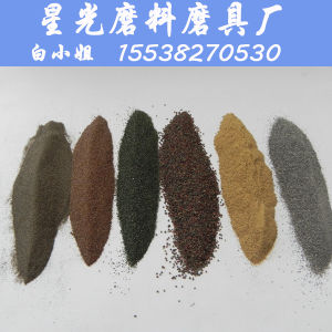 Garnet Sand for Water Cutting pictures & photos