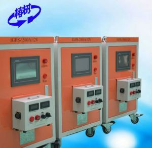 Constant Current High Stablity Energy Saving 20% 2000A15V Chrome Plating Rectifier with Touch Screen