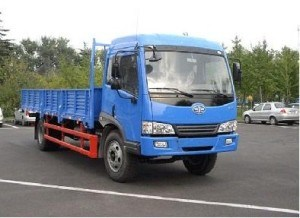 4X2 Faw General Cargo Truck