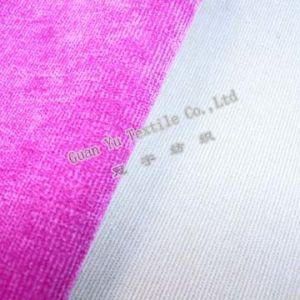 Cut Pile Cushion/ Sofa/ Toys Corduroy Fabric (GL-33) pictures & photos
