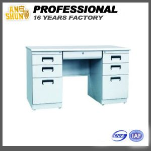 Factory Directly Supply Good Quality Metal Computer Desk pictures & photos