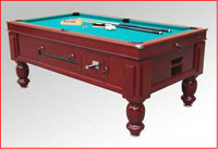 Coin Operated Pool Table (COT-008) pictures & photos