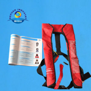 En ISO12402-3 Certificated Inflatable Life Jackets (DH-012)