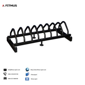 Bumper Plate Storage Weight Tree Bumper Plate Rack Plate Storage Plate Storage Rack Weight Plate Rack Truck Bumpers Jeep Bumpers Bumper Storage Rack pictures & photos