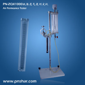 Paper Air Permeability Tester pictures & photos