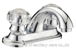 "4""High Quality Lavatory (Bathroom Sink) Faucet (E-18)"