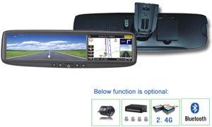GPS Navigation - WR-400GA