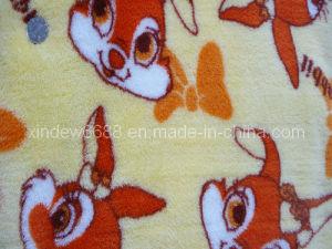 Cartoon Design Fleece Fabric pictures & photos