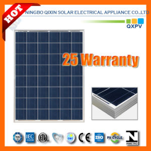 24V 130W Poly Solar PV Module (SL130TU-24SP) pictures & photos