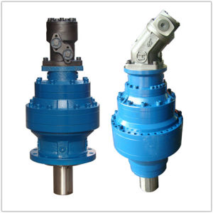 Planetary Gearbox (changed with Bonfiglioli 300 series, Brevini ED, EC, ET, EM, SL series planetary gearbox)
