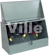 Safety/Hight Quality Outdoor Hv Cable Branch Box pictures & photos