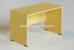 Wooden Free Standing Side Return Desk pictures & photos