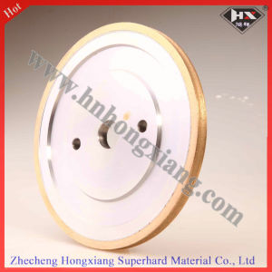 3-19mm Glass Pencil Grinding Wheel / Round Edge Diamond Grinding Wheel pictures & photos