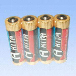 LR6 Alkaline Battery (Akita) pictures & photos
