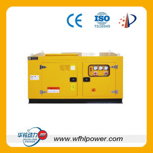 10-1000kw Natural Gas Generator Set (HL25GF-493M-09) pictures & photos