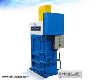 Multi-Purpose Baler for Plastic Bottles