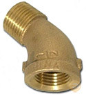 High Quality Brass Fitting Street (KX-BF010) pictures & photos
