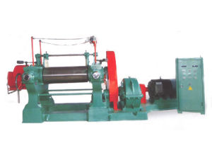 Two-Roller Mixing Mill Xk-160 pictures & photos