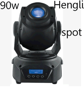 90W LED Spot Moving Head Stage Light From China Factory
