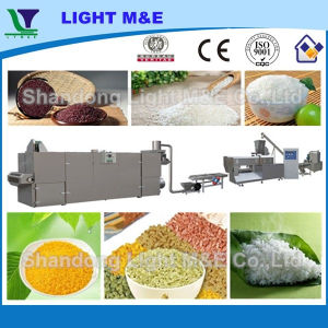Nutrition Rice Extruder Machine pictures & photos