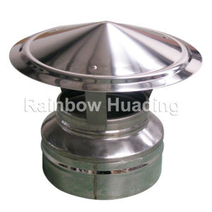 Ce Stainless Steel Chimney Rain Cap pictures & photos