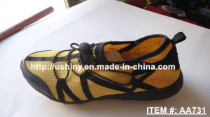 Mens Breathable Mesh Aqua Water Shoes pictures & photos