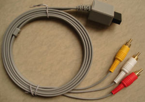 Cable for Wii/Game Accessory for Wii