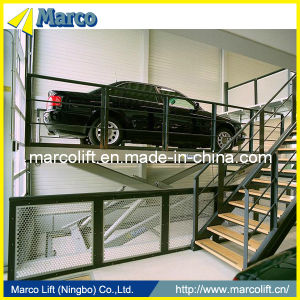 Marco Vehicle Carrier Car Scissor Lift Table with CE Approved pictures & photos