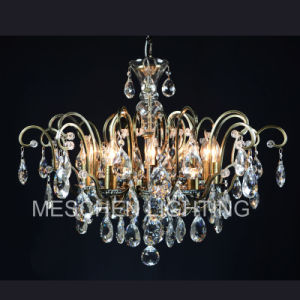 Chic Crystal Chandeliers Flush Mount 9001-10