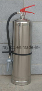 Stainless Steel 2.5 Gallon Fire Extinguisher pictures & photos