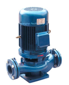 Vertical Closed Coupled Inline Pump (TPG) pictures & photos