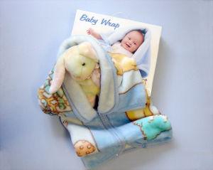 Acrylic Baby Wrap