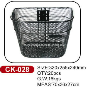 Favorable Price Bicycle Basket Ck-028 pictures & photos