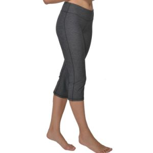 Supplex Women Yoga Pants Fitness Wholesale High Quality Yoga Custom Fitness Wear pictures & photos