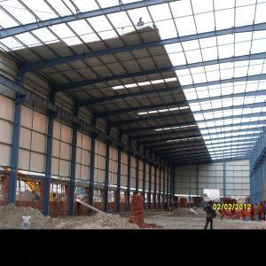 Fast Installation Construction Steel Building/Steel Structure with SGS pictures & photos