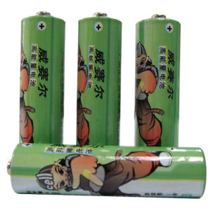Well-Cell AAA Battery pictures & photos