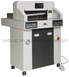 Hydraulic Program-Controlled Paper Cutting Machine (YD-480HP) pictures & photos