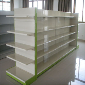 Economic Supermarket Metal Shelves