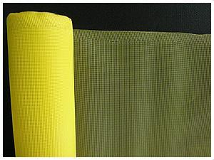 120g Yellow Color Fiberglass Mesh