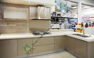 2015 New Style Quality Kitchen Cabinet (ZS-122) pictures & photos