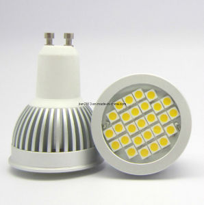 5050 LED 27PCS 4W GU10 AC85-265V LED Spotlight pictures & photos