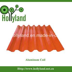 Coated & Embossed Aluminum Coil (ALC1116) pictures & photos