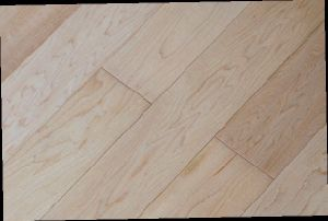 15mm Flat Surface Natural Color Maple Engineered Wood Flooring pictures & photos