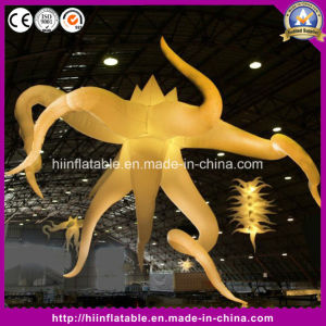 Best Event Wedding Decoration LED Flashing Inflatable Star for Sale pictures & photos