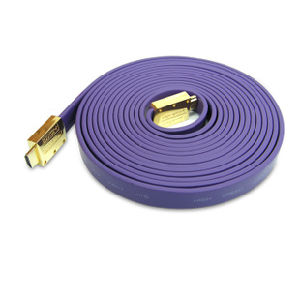 High Speed HDMI Cable, 1080p, 3D, RoHS Compliant
