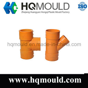 Plastic Injection Mould for Pipe Fitting (HQMOULD) pictures & photos