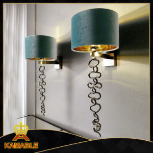 Modern Iron Decorative Guest Room Wall Lamp (KA9005) pictures & photos