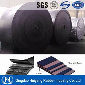 Multi-Ply Fabric Ep Nn Rubber Conveyor Belt