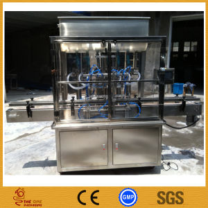 Chinese Supplier Full Automatic Cream Filling Machine pictures & photos