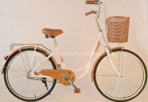 "2013 Single Speed City Bike 26"" Fashion Lady Bike (CB-023) pictures & photos"